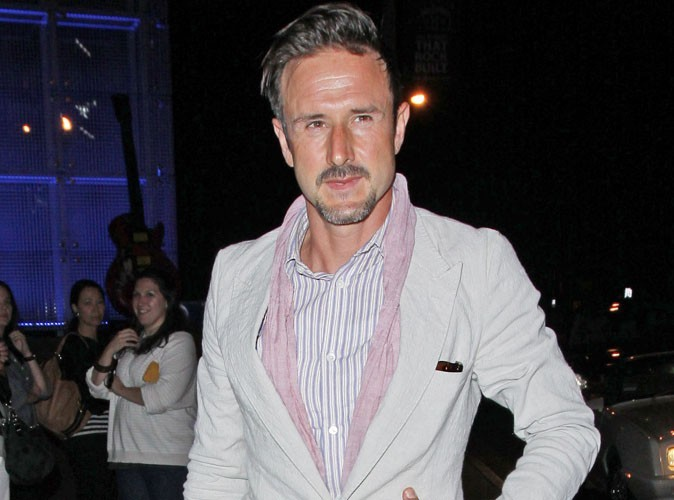 David Arquette : l'ex de Courteney Cox recasé ?