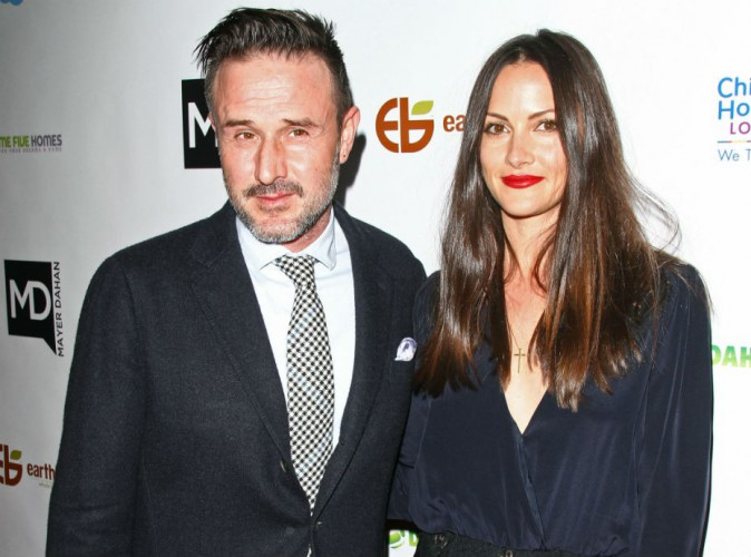 David Arquette : l'ex de Courteney Cox remarié !