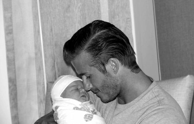 David Beckham avoue que sa fille Harper est déjà une fashionista !