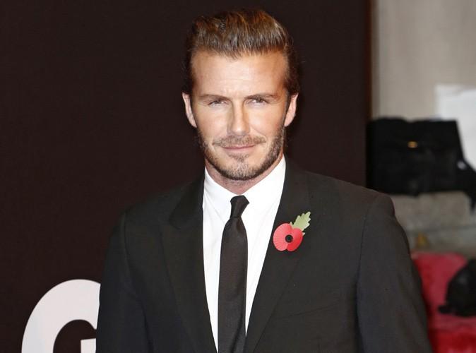 "David Beckham : ""dévasté"" par la mort de sa grand-mère adorée..."