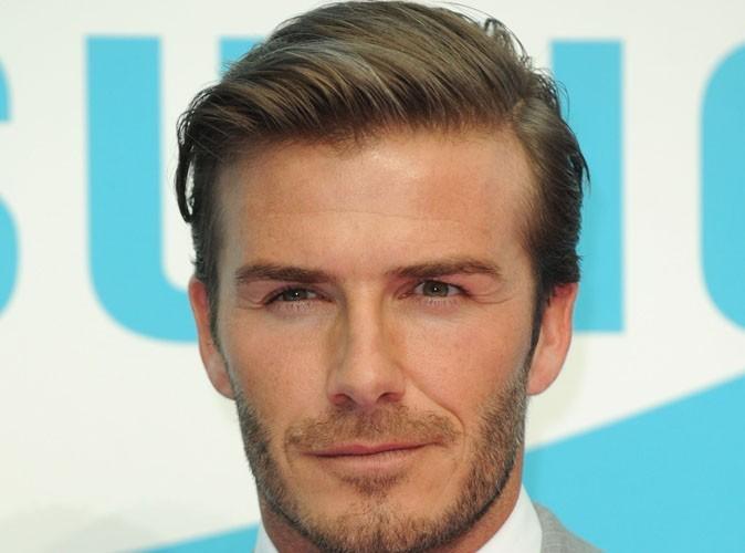 "David Beckham : ""Je ne ferai pas de chirurgie esthétique"" !"