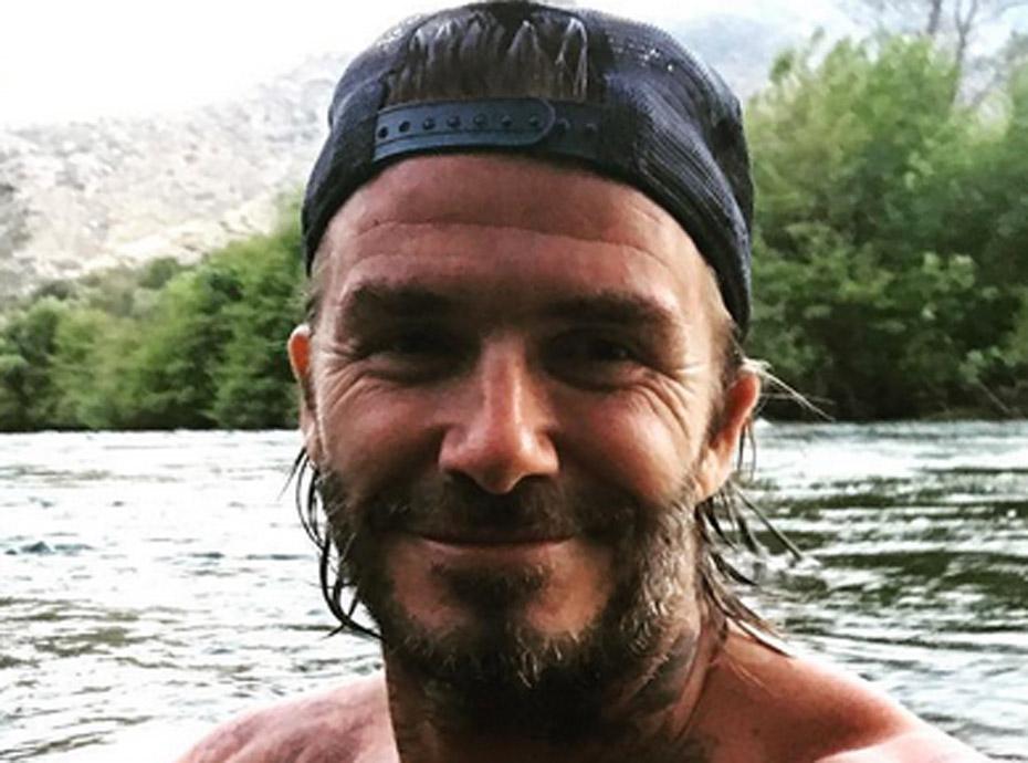 David Beckham : La photo que Victoria Beckham ne va pas apprécier !