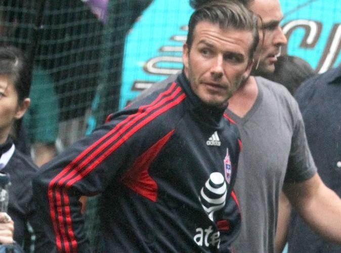 David Beckham : sa fille lui manque trop !