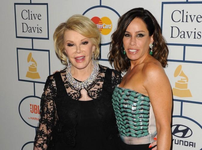 Décès de Joan Rivers : sa fille, Melissa, s'exprime pour la première fois et porte plainte !