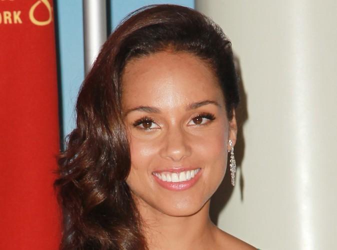Découvrez enfin le bébé trop craquant d'Alicia Keys !