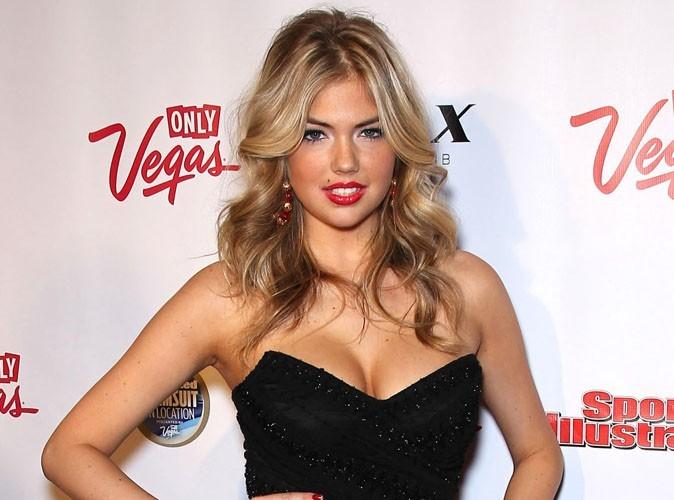 Découvrez Kate Upton... La nouvelle bombe de Victoria's Secret !