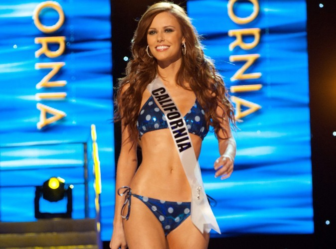 Découvrez la belle Alyssa Campanella, Miss USA 2011 !