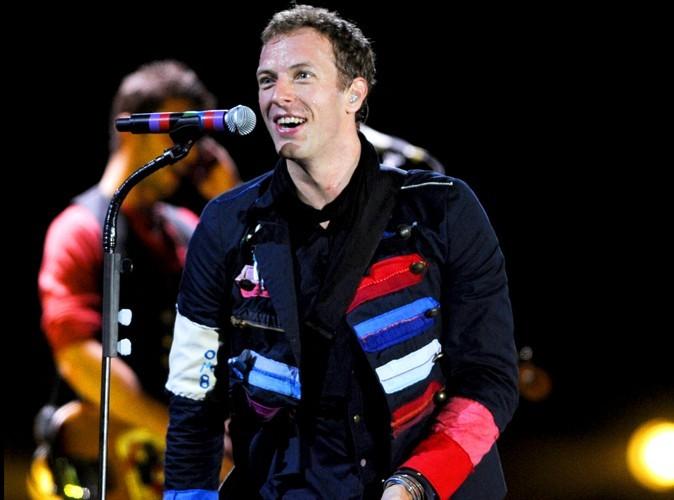 Découvrez le nouveau tube de Coldplay !