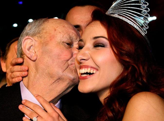 Delphine Wespiser (Miss France 2012) est en deuil...