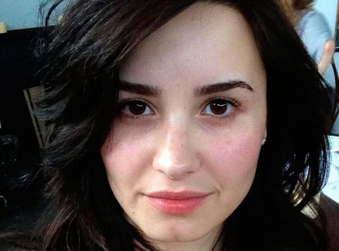 Demi Lovato : brave, elle s'expose au naturel !