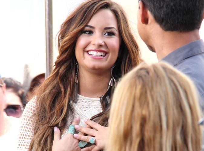 Demi Lovato : elle a attrapé le bouquet de la mariée !