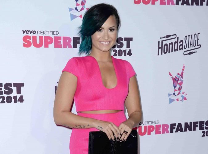Demi Lovato : elle a failli retourner en cure de désintoxication !
