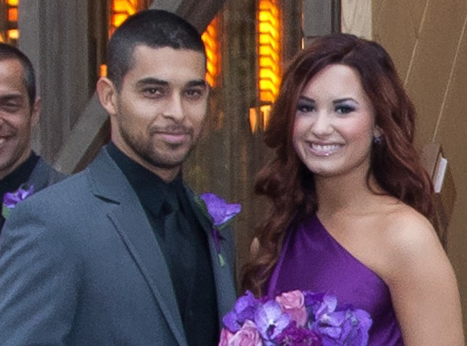 Demi Lovato et Wilmer Valderrama : ils ont passé la Saint Valentin ensemble en toute discrétion...