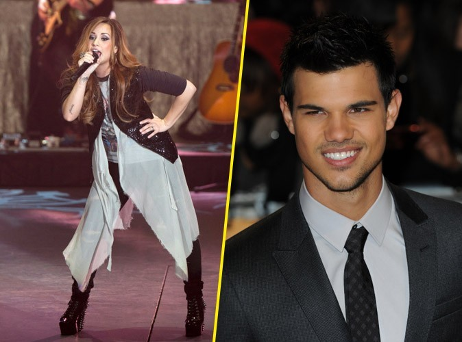 Demi Lovato félicitée par Taylor Lautner et Niall de One Direction !