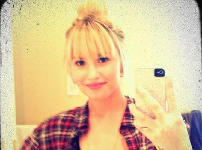 Demi Lovato : le retour de la frange !