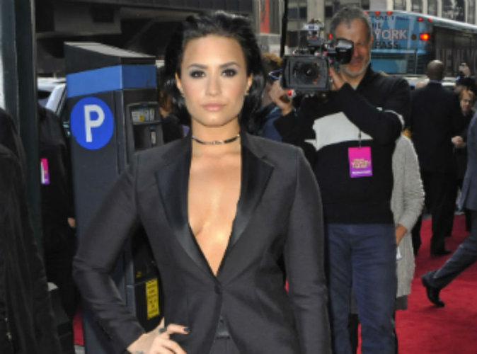 Demi Lovato : son coup de gueule d'ancienne droguée sur Instagram