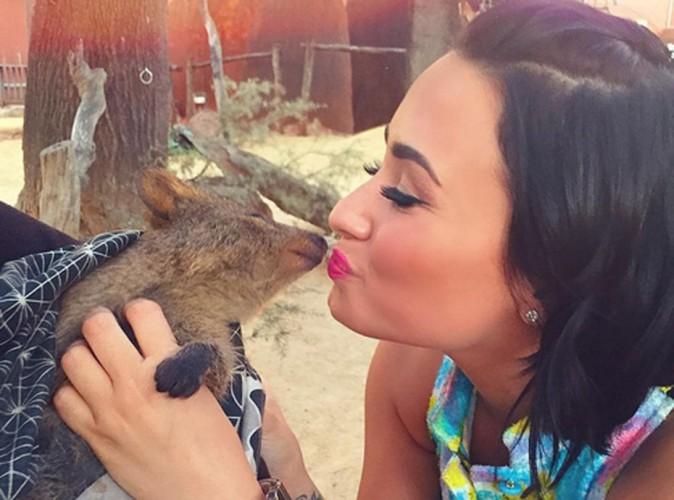 Demi Lovato : un nouveau bébé dans sa vie !