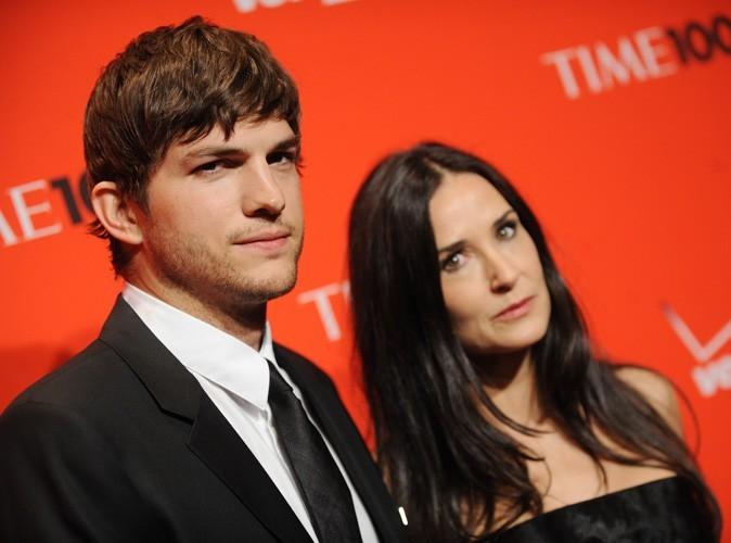 Demi Moore : elle réclame une pension alimentaire à Ashton Kutcher !