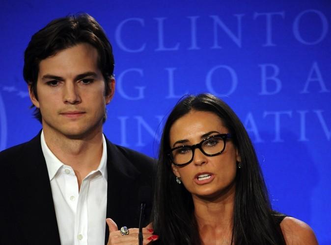 Demi Moore : elle veut punir financièrement Ashton Kutcher avec le divorce !