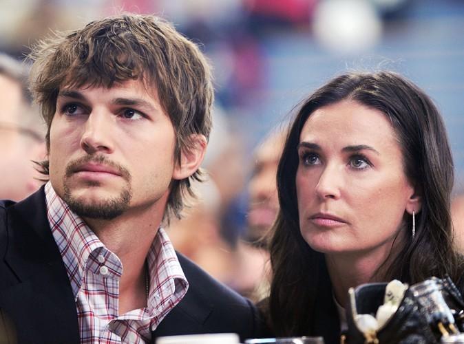 Demi Moore et Ashton Kutcher : retour au dialogue ?