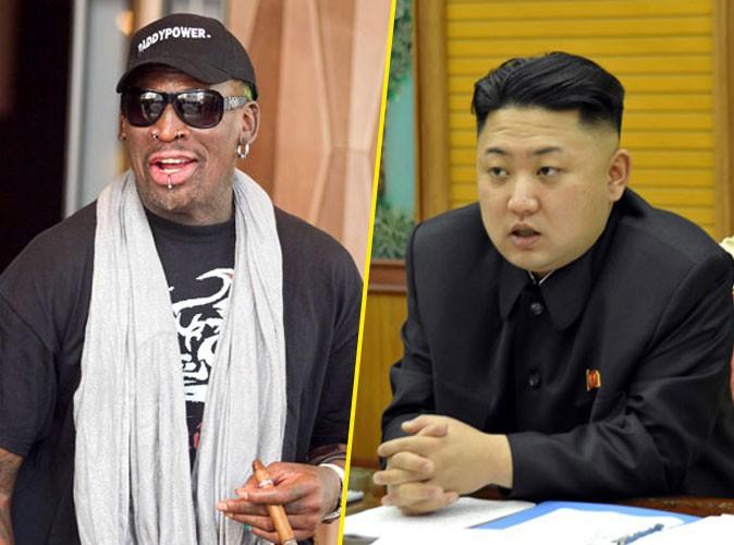 Dennis Rodman : toujours aussi fan du dictateur nord-coréen Kim Jong-Un !