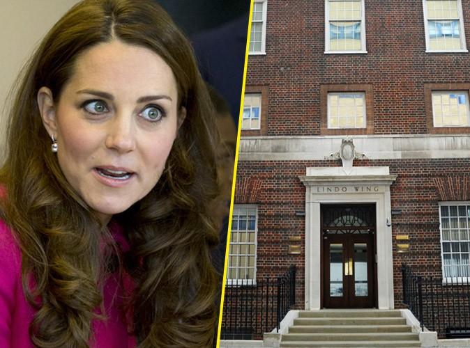 Des traces de cocaïne retrouvées dans la clinique de Kate Middleton !
