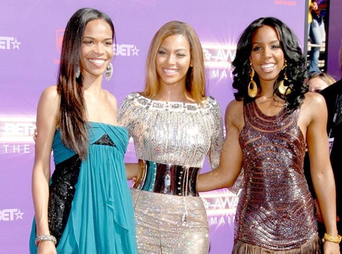 Destiny's Child : Le célèbre trio enfin réuni... dans un sex-shop !