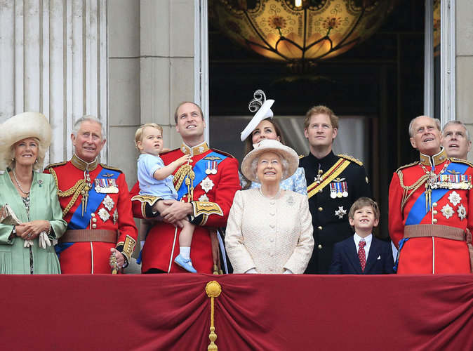 Devinez quel membre de la famille royale fête aujourd'hui ses 95 ans ?