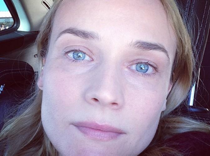 Diane Krüger : des airs d'adolescente sans maquillage !