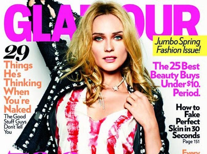 Diane Kruger : en mode rock'n Glam' elle est à tomber !