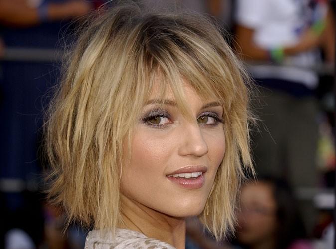 Dianna Agron : elle a troqué son blond californien pour une crinière rose flashy !