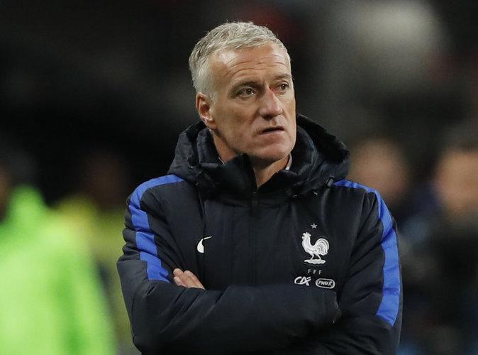 Didier Deschamps : choqué par TF1, le coach des Bleus se venge en direct !