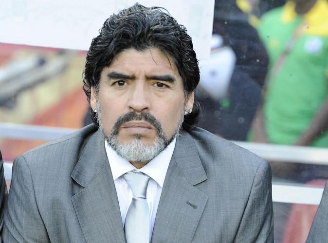 Diego Maradona : l'ancienne star du foot serait papa pour la 6e fois…