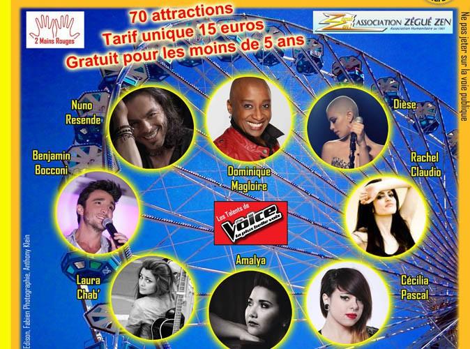"""Dièse, Amalya, Laura Chab'… : tous vos chouchous de """"The Voice"""" reviennent et donnent de la voix pour la bonne cause !"""