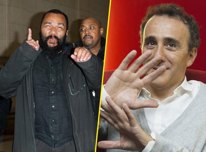 Dieudonné : clash et violente réponse à Elie Semoun !