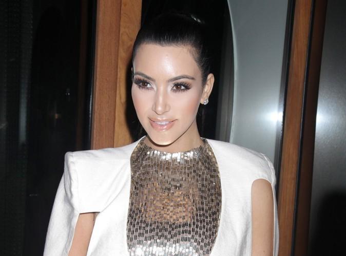 Divorce de Kim Kardashian : elle est allée voir Kris Humphries pour une mise au point !