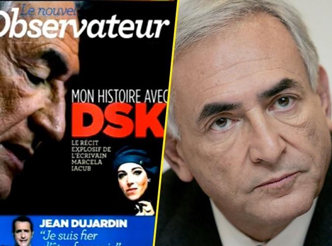 """Dominique Strauss-Khan : décrit comme """"un être double, mi-homme mi-cochon"""" par son ex Marcela Iacub !"""
