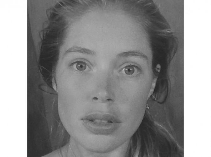 Doutzen Kroes : la jeune maman se dévoile sans maquillage !