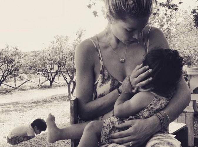 Doutzen Kroes : sein nu sur Instagram pour sa baby girl !