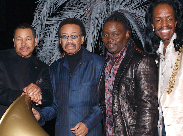 Earth Wind and Fire : mort de Maurice White, fondateur du groupe...