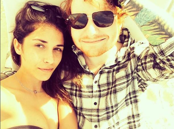 Ed Sheeran : de nouveau célibataire !