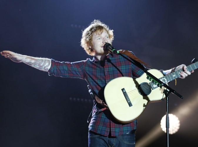 Ed Sheeran: Record incroyable pour son album, il crie sa joie sur les réseaux sociaux!