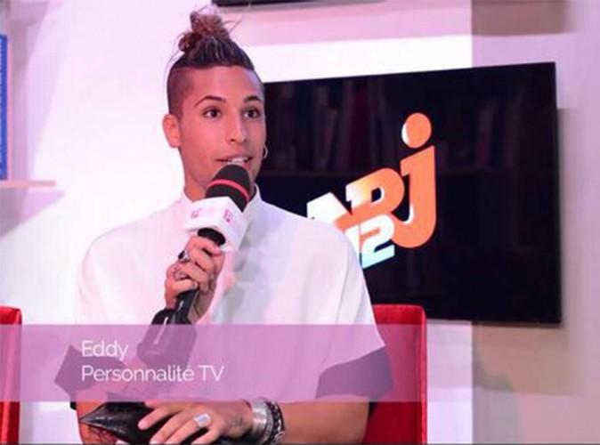 Eddy (Les Anges) : pas question d'être la Caitlyn Jenner française !