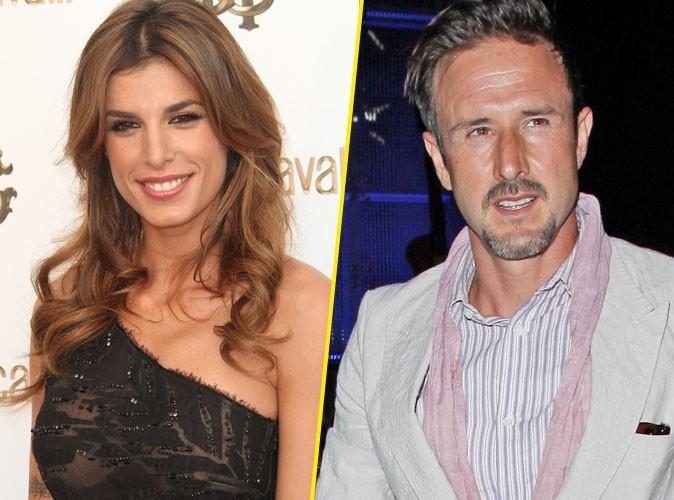 Elisabetta Canalis et David Arquette : les deux âmes en peine dans le même show télé !