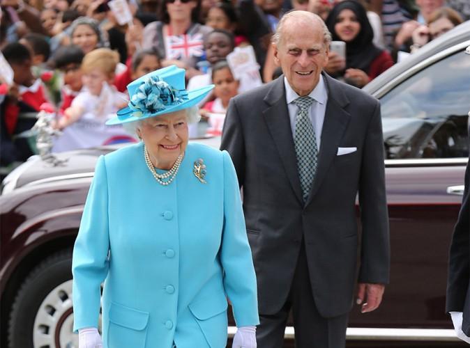 Elizabeth II effectuant le salut nazi, Buckingham réagit !
