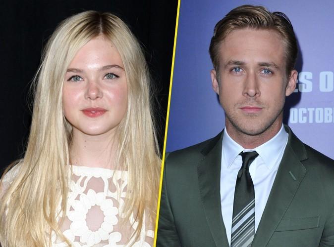 Elle Fanning : elle avoue son béguin pour Ryan Gosling !