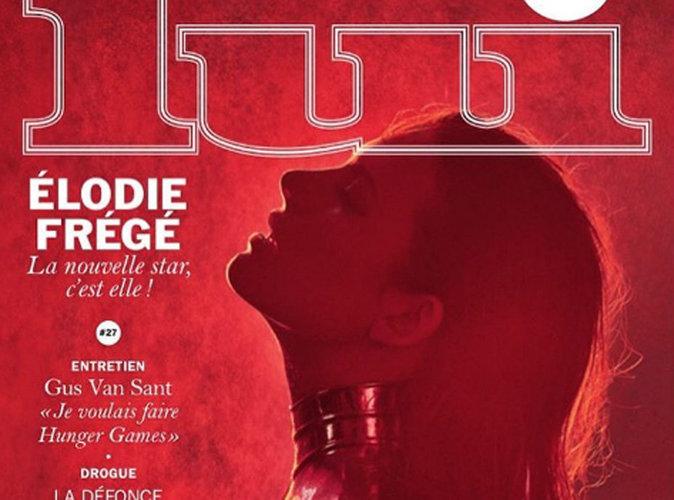 Elodie Frégé : seins à l'air, la nouvelle star de LUI c'est elle !