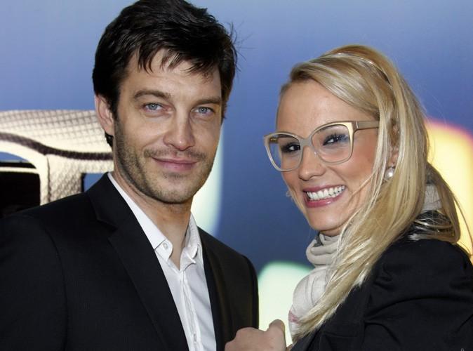 Elodie Gossuin : son mari Bertrand donne un premier indice sur le prénom de leurs jumeaux !