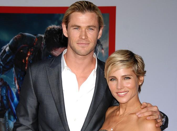 Elsa Pataky et Chris Hemsworth : ils dévoilent enfin les noms de leurs jumeaux !