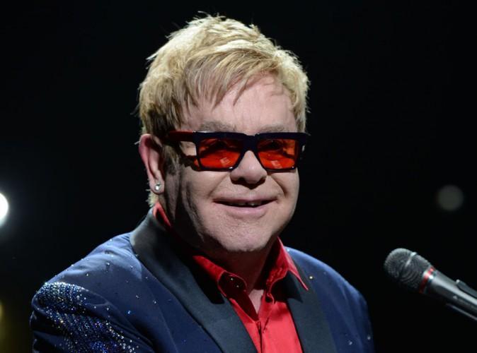 Elton John : en bonne compagnie à Las Vegas !